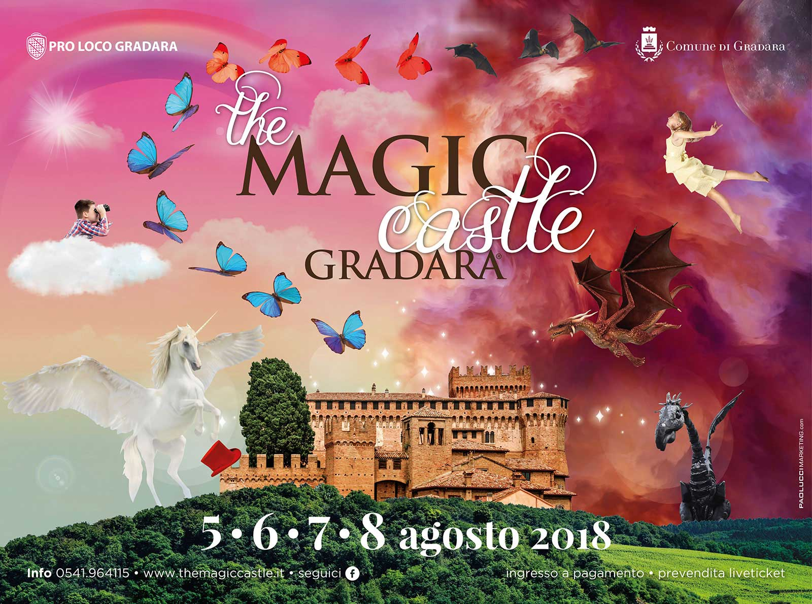 the magic castle 2018