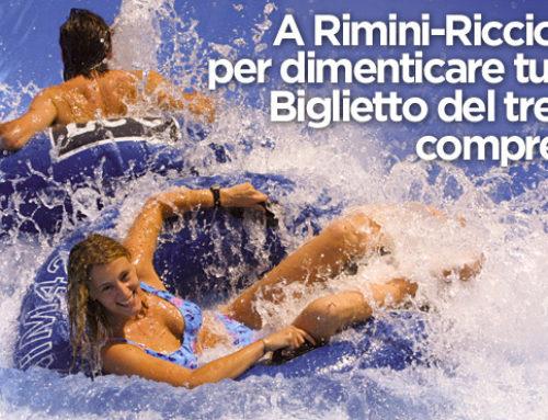 Trenitalia ama Rimini e Riccione