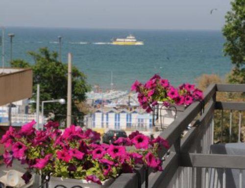 Piccolo Hotel a Riccione vicino al Mare