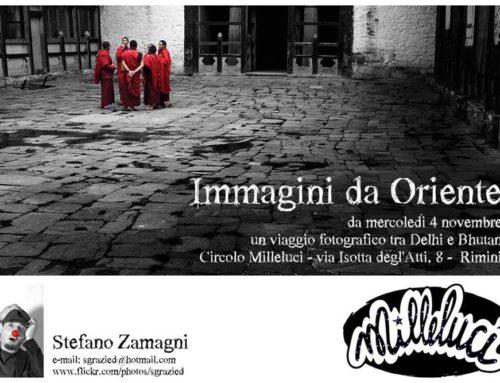 Immagini da Oriente a Rimini