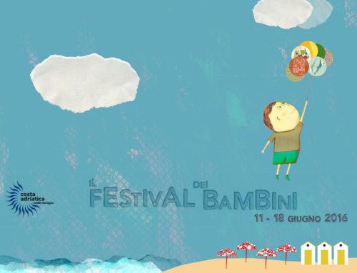 Il Festival dei Bambini 2016 in Riviera Adriatica
