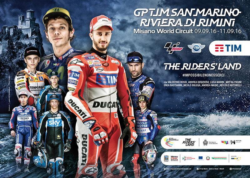 Manifesto MotoGP Misano 2016