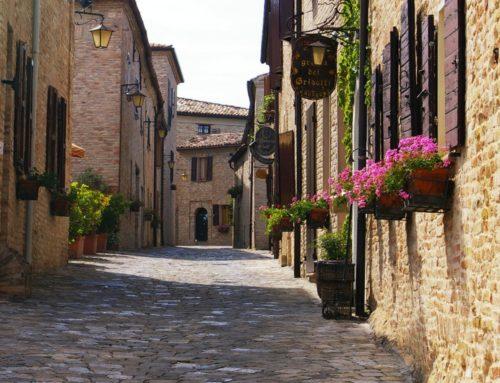 Montegridolfo in gara per diventare il 'Borgo dei borghi'