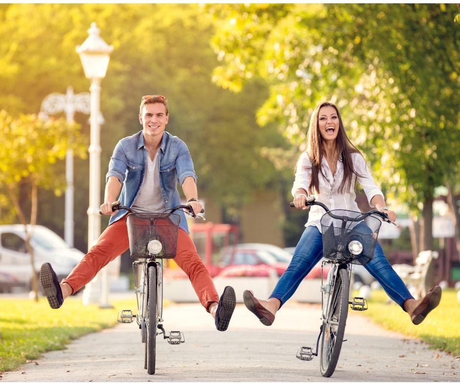 Andare in bicicletta