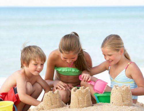 Vacanza al mare con i bambini