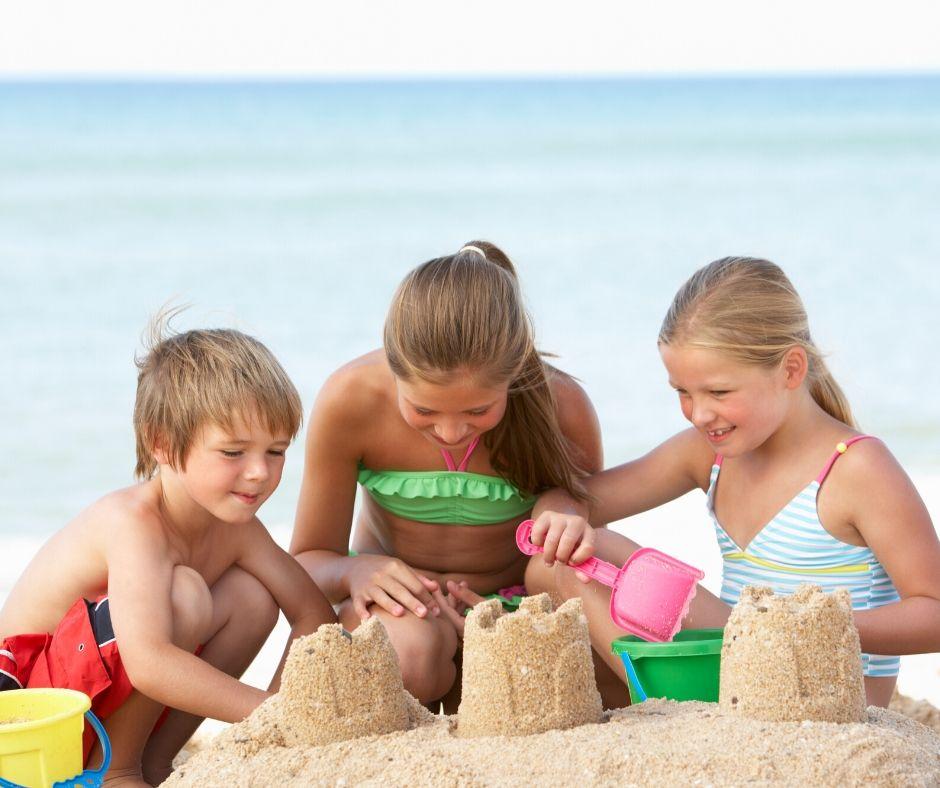 Vacanza al amare con i bambini