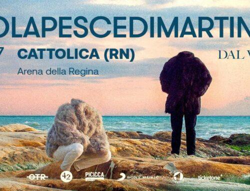 COLAPESCE/DIMARTINO all'arena di Cattolica