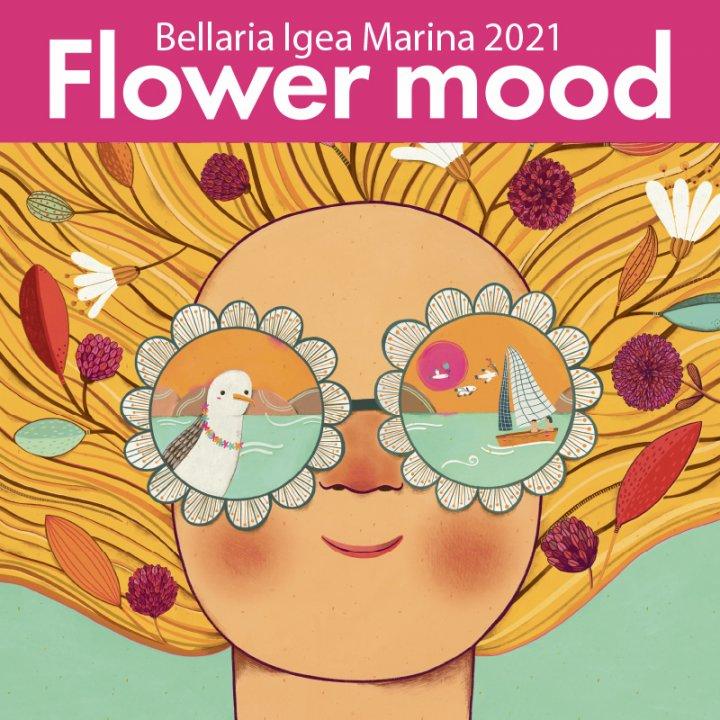 Flower mood a Bellaria Igea Marina