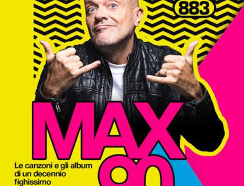 MAX 90 LIVE – Max Pezzali torna a Cattolica