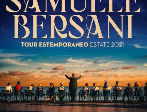 Tour Estemporaneo: Samuele Bersani a Cattolica