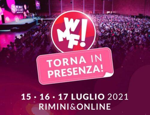 Il Web Marketing Festival torna in presenza a Rimini